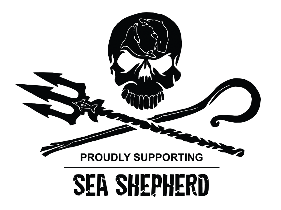 proudly supporting sea sheperd